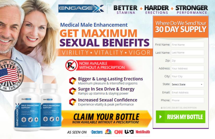 EngageX male Enhancement Pill