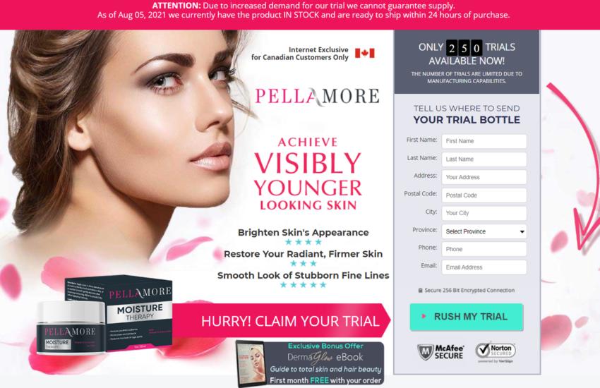 Pellamore Skin Cream Canada
